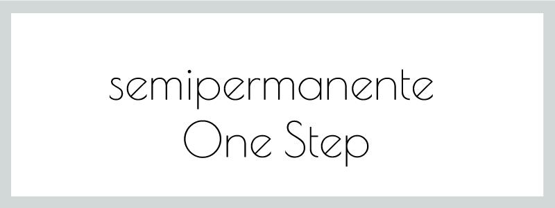 semipermanente one step