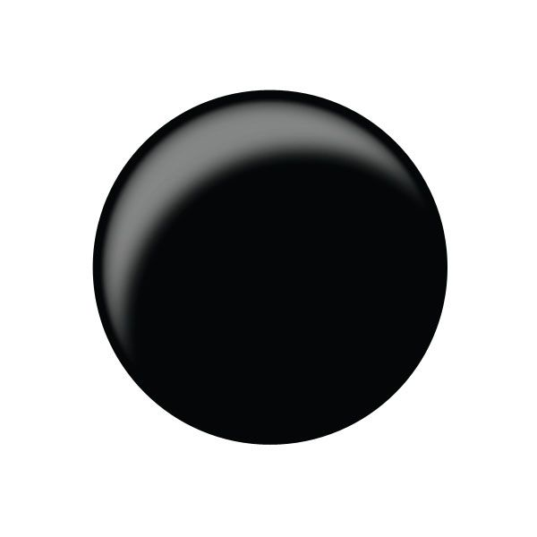 smalto per nail art nero
