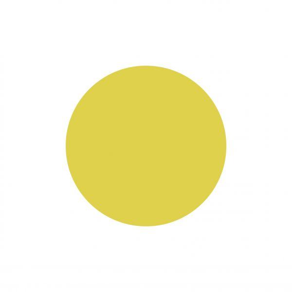 Colore acrilico ad acqua giallo