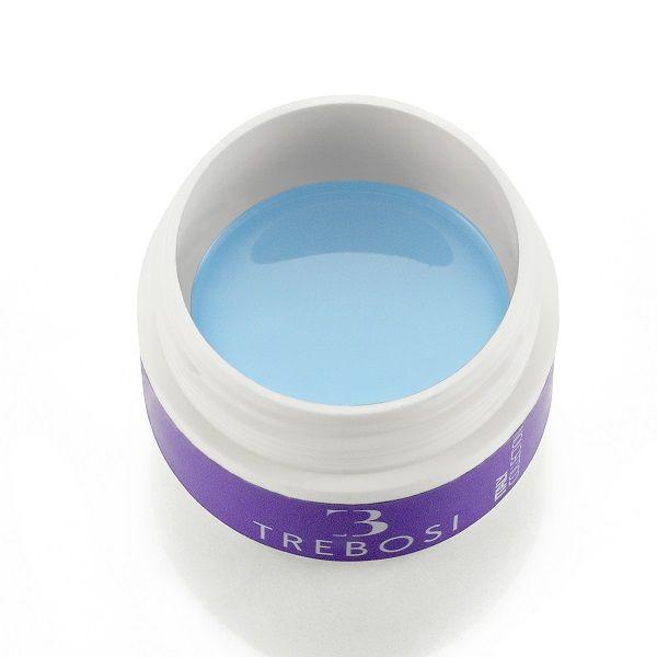 gel color azzurro