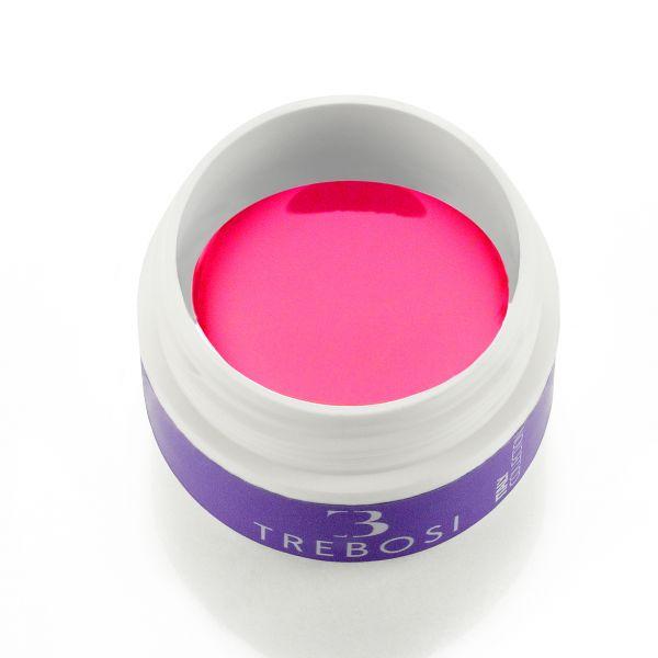 gel color rosa fluo