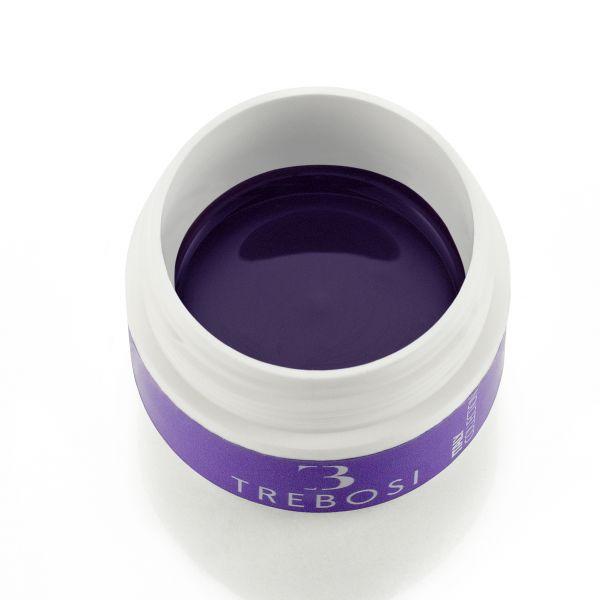 gel color viola melanzana