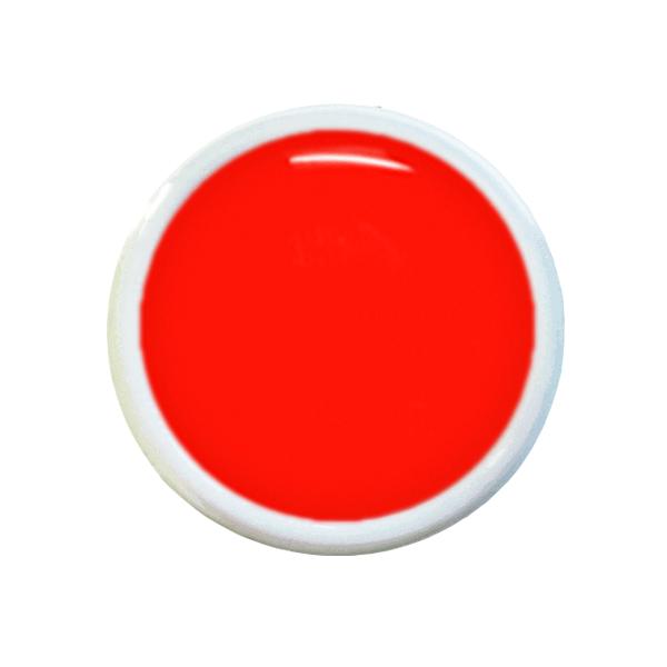 Gel color arancio fluo  Macarena - trebosi