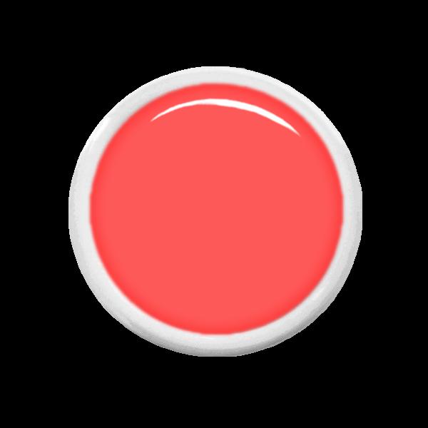 Gel colorato rosso Sunshine 5ml - Trebosi