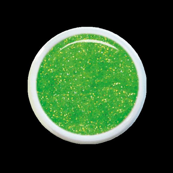 Gel color verde Connie - Trebosi