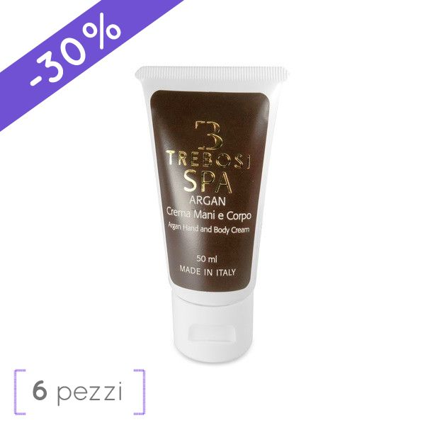 crema mani all'argan