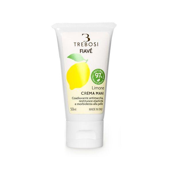 Crema mani al limone 50 ml