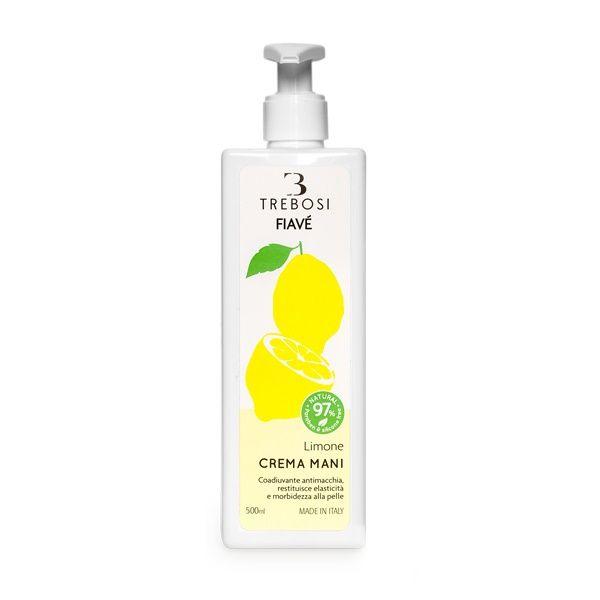Crema mani al limone 500 ml