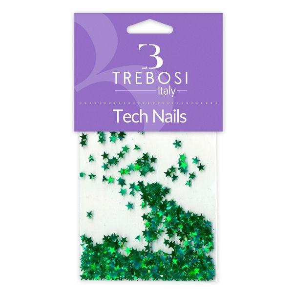 stelline verdi per unghie