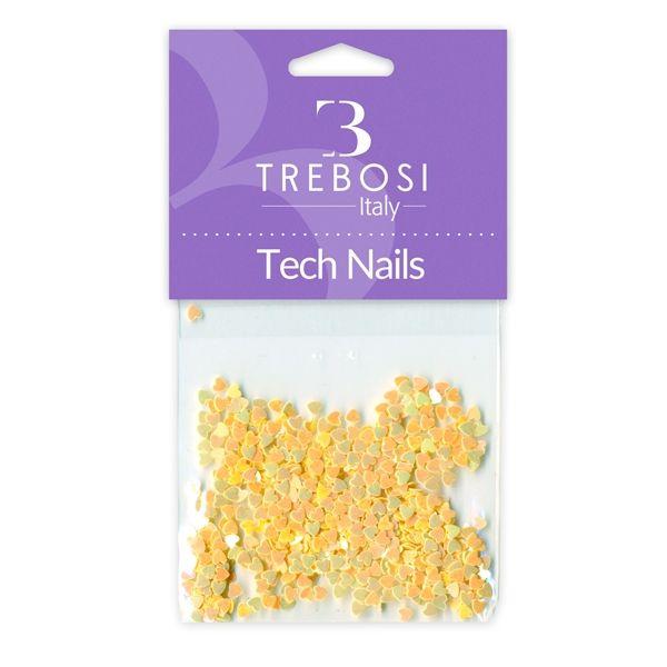 stelline gialle per unghie