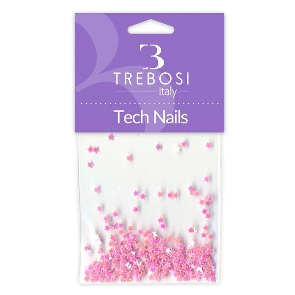 stelline pink per unghie