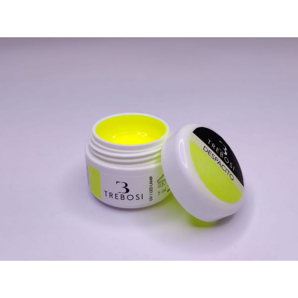 Gel colorato giallo Despacito - Trebosi