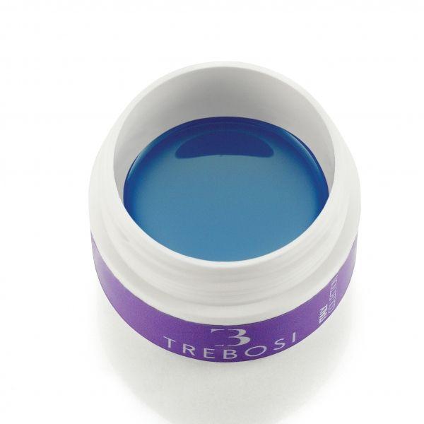 gel color blu profondo