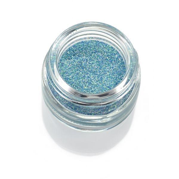 Polvere Glitter Blu Zaffiro