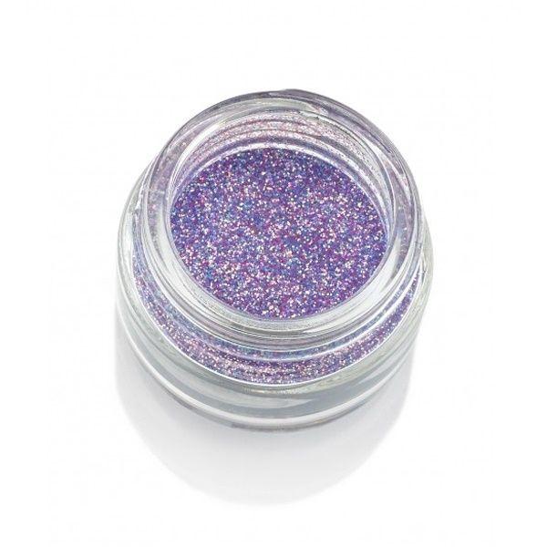 Polvere Glitter viola