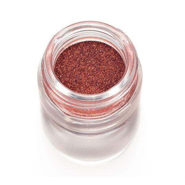 Polvere Glitter rosso
