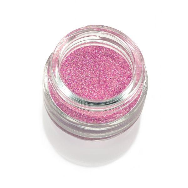 Polvere Glitter rosa