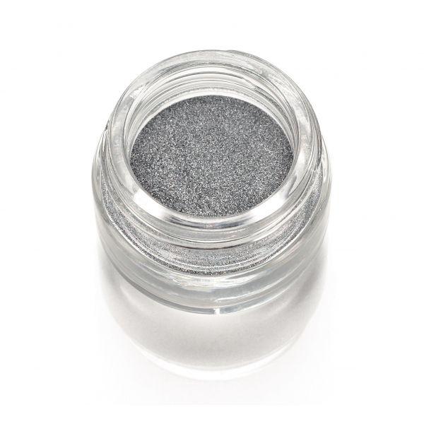 Polvere Glitter Argento Olografico