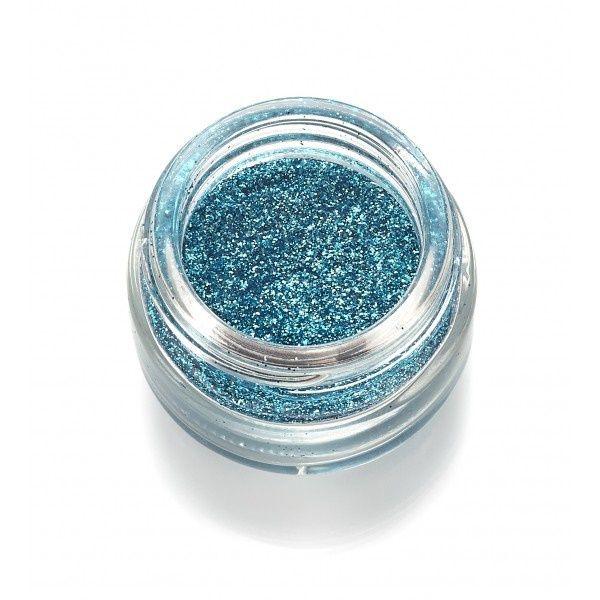 Polvere Glitter azzurro