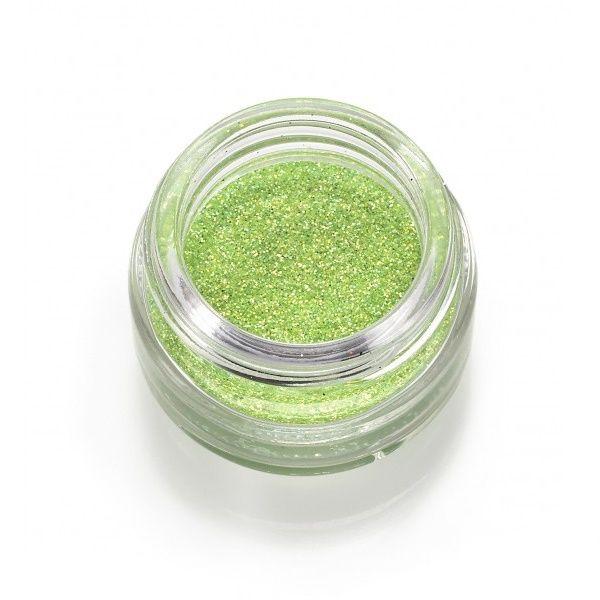 Polvere Glitter Verde Lime