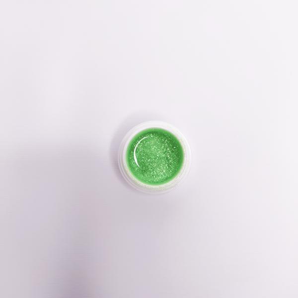 Gel color verde Connie - Trebosi flacone