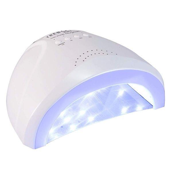Lampada LED/UV Trebosi accesa