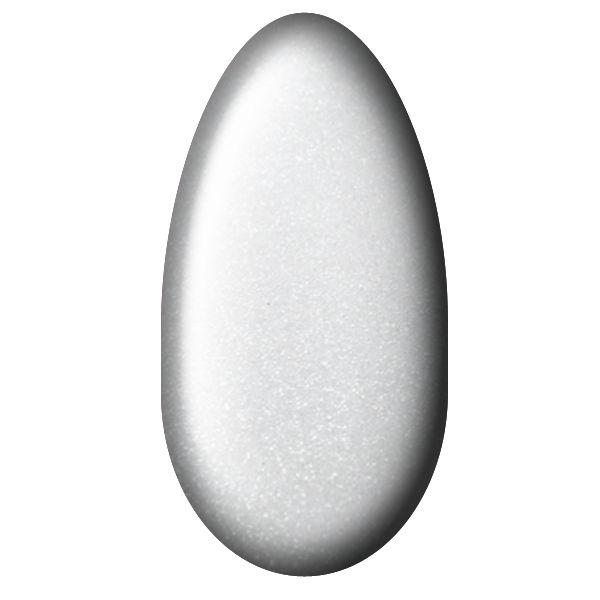 Smalto semipermamente bianco lattiginoso