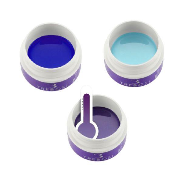 Pack 3 Gel Color - Blu