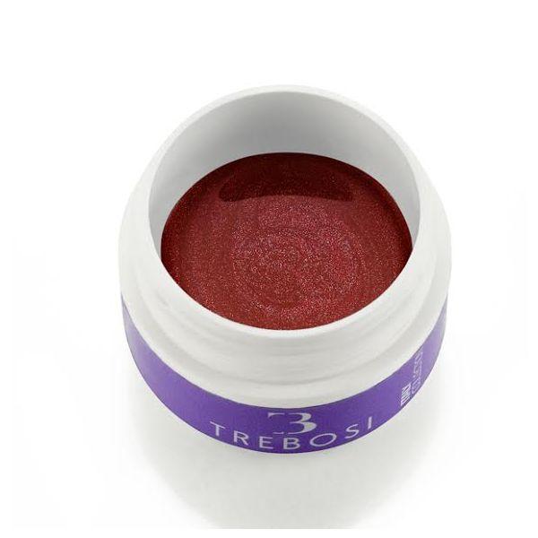 gel color rosso amaranto