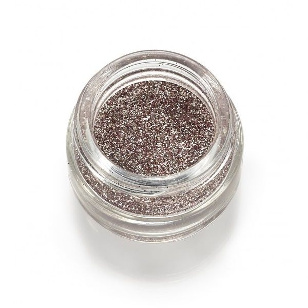 Polvere Glitter argento