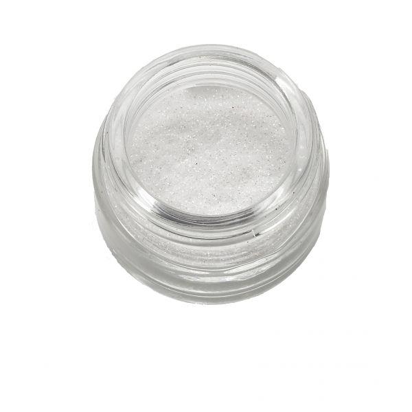 Polvere Glitter bianco