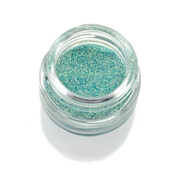 Polvere Glitter verde