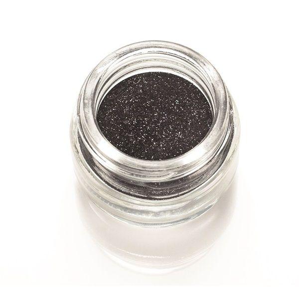 Polvere Glitter nero