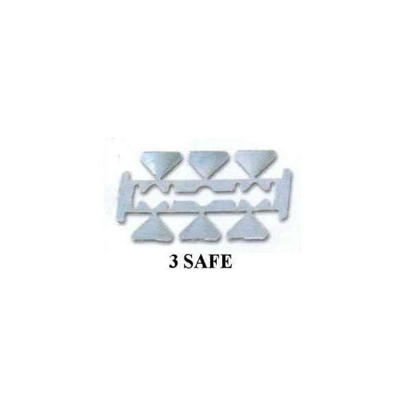 Lamette Safe 50 pezzi
