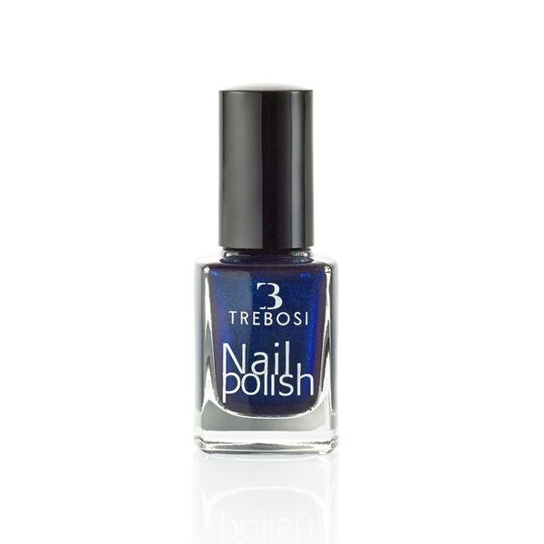 smalto per unghie blue brillante