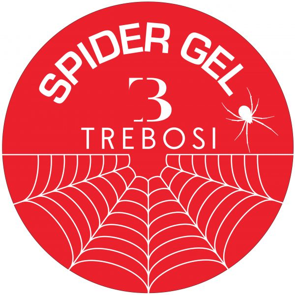 spider gel red