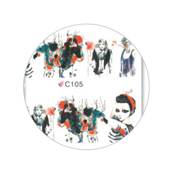 Stickers per unghie