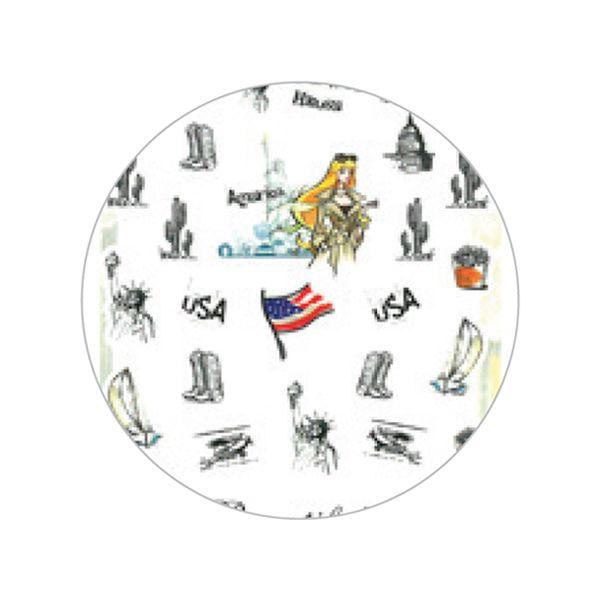Stickers USA per unghie