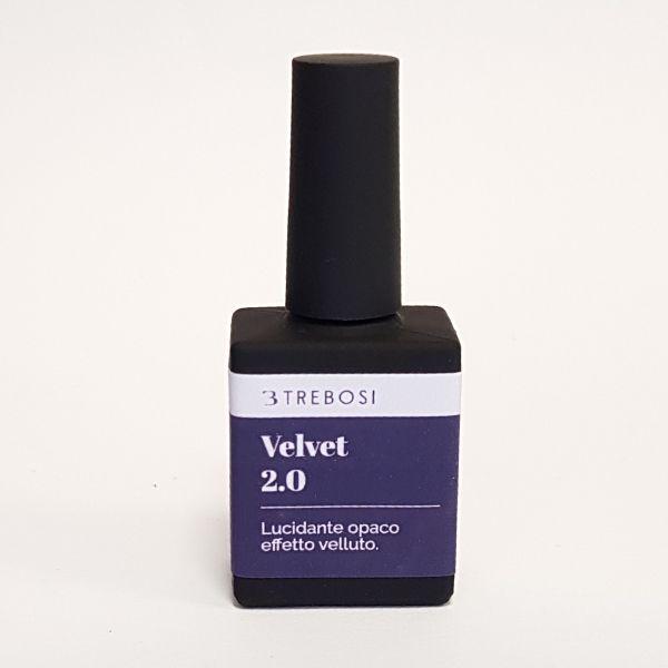 Velvet 2.0 effetto velluto extra matte