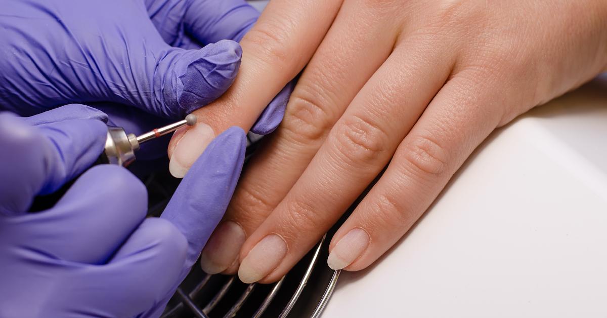 Focus Dry Manicure