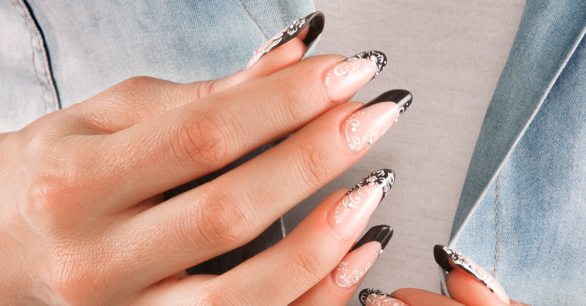 Focus French Manicure